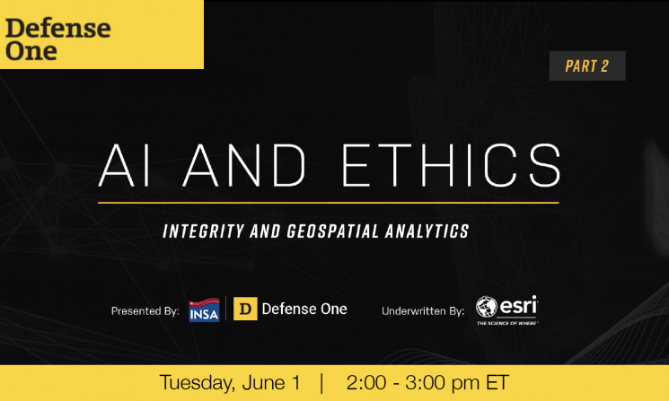 AI and Ethics: Integrity and Geospatial Analytics