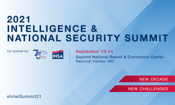 2021 Intelligence and National Security Summit