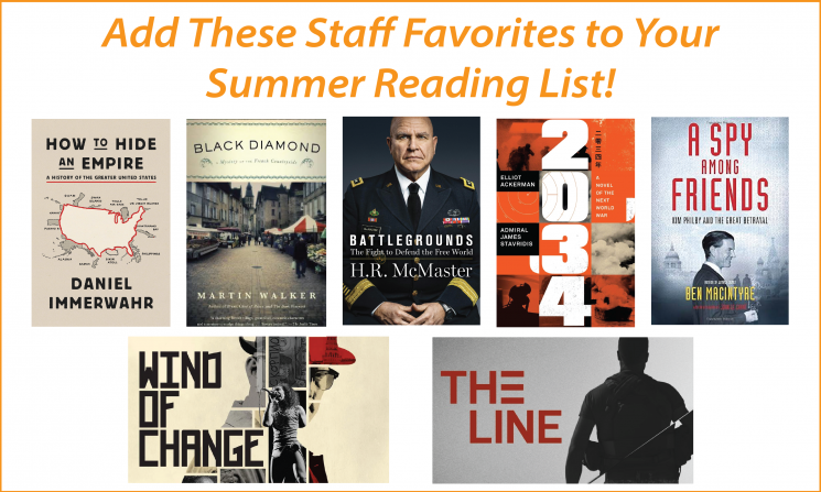 Summer Book and Podcast Recommendations
