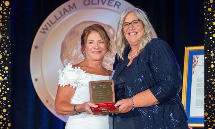 Oh What a Night at the 36th William Oliver Baker Award Dinner!