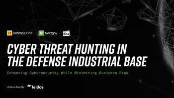 Cyber Threat Hunting in the Defense Industrial Base